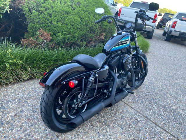 2019 Harley-Davidson XL1200NS Sportster Iron in McKinney, TX 75070
