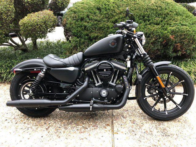 2019 Harley-Davidson XL883 Iron