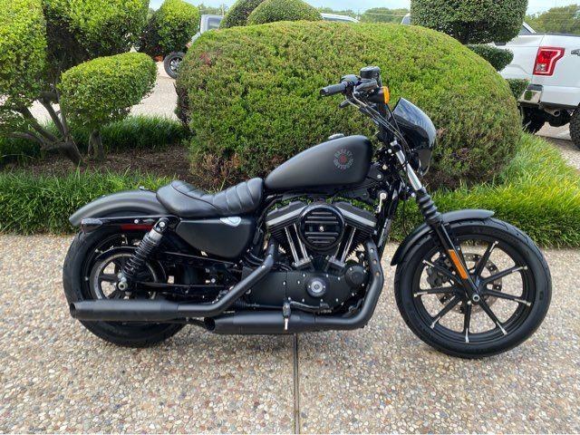 2019 Harley Davidson XL883N Sportster Iron 883 in McKinney, TX 75070