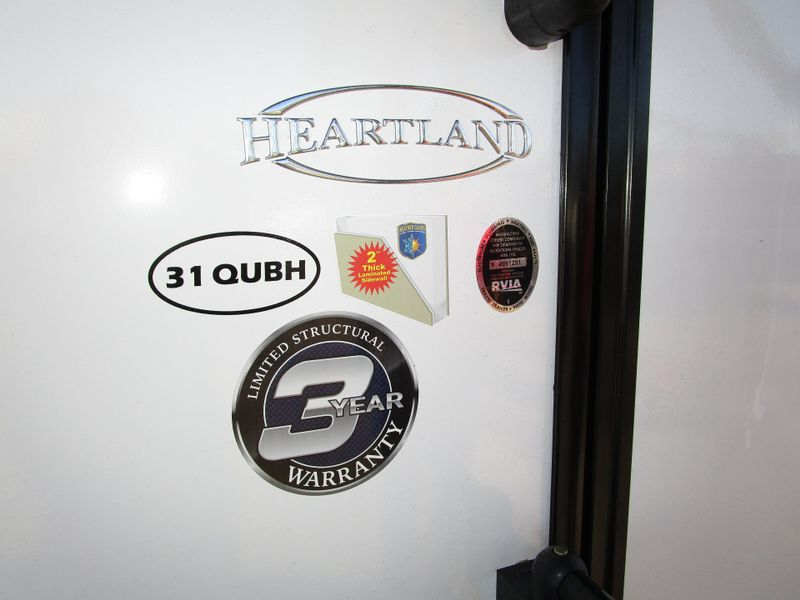 2019 Heartland North Trail  31QUBH  in Charleston, SC