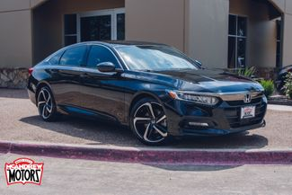 2019 Honda Accord Sport 1.5T W/LEATHER in Arlington, Texas 76013