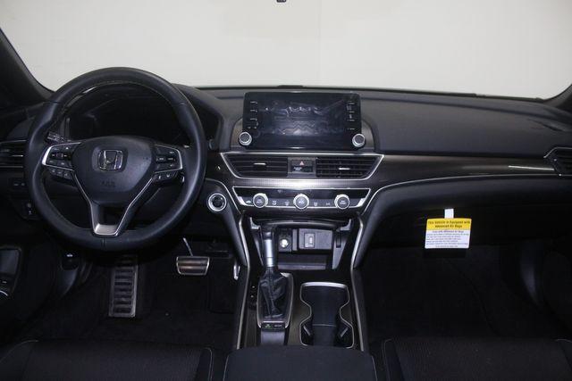 2019 Honda Accord Sport 1.5T Houston, Texas 19