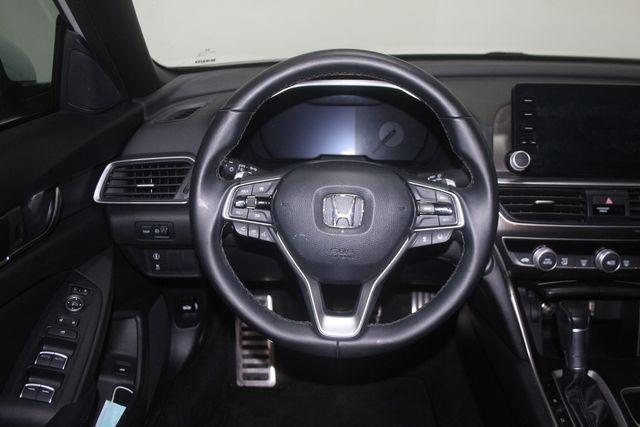 2019 Honda Accord Sport 1.5T Houston, Texas 20