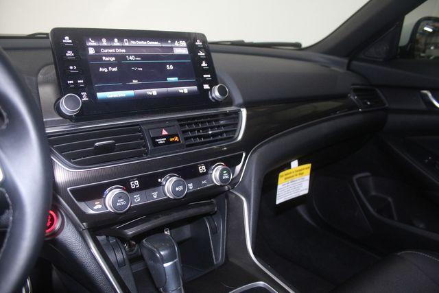 2019 Honda Accord Sport 1.5T Houston, Texas 22