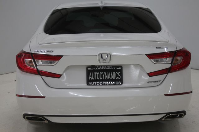 2019 Honda Accord Sport 1.5T Houston, Texas 8