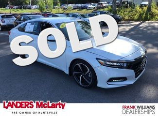 2019 Honda Accord Sport 1.5T | Huntsville, Alabama | Landers Mclarty DCJ & Subaru in  Alabama
