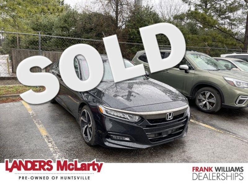 2019 Honda Accord Sport 1.5T | Huntsville, Alabama | Landers Mclarty DCJ & Subaru in Huntsville Alabama