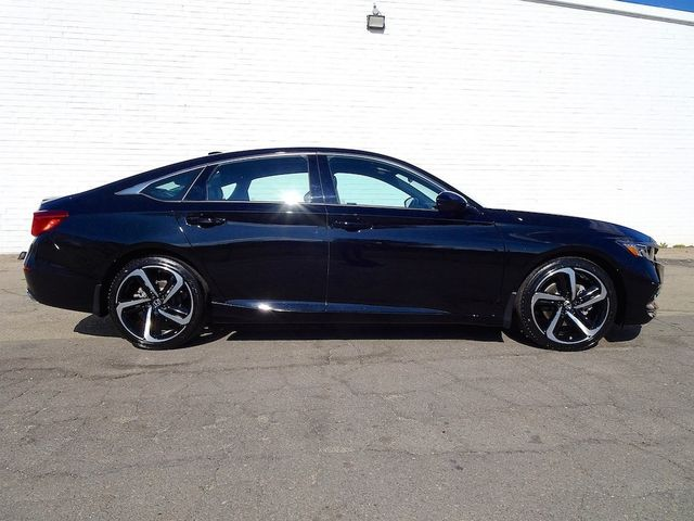 2019 Honda Accord Sport 1.5T Madison, NC 1