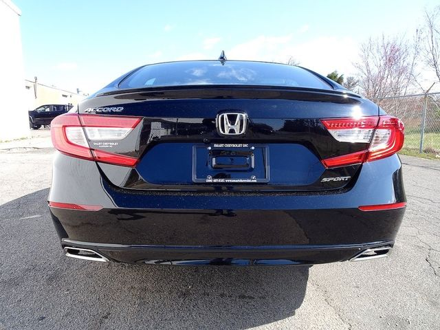 2019 Honda Accord Sport 1.5T Madison, NC 3