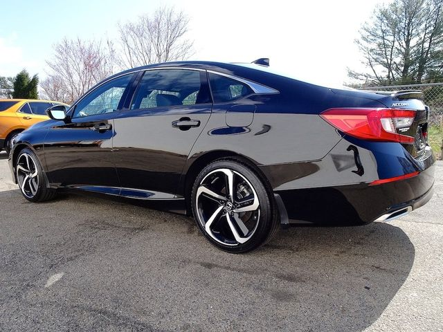 2019 Honda Accord Sport 1.5T Madison, NC 4