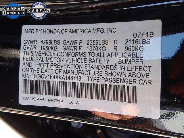 2019 Honda Accord EX 1.5T Madison, NC 46