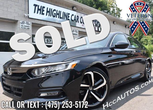 2019 Honda Accord Sport 1.5T Waterbury, Connecticut