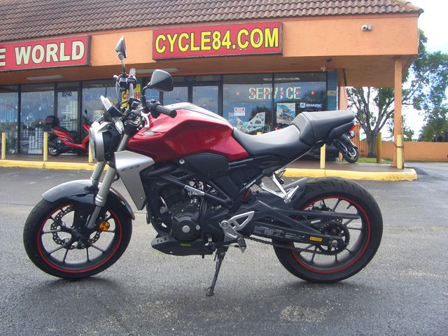 2019 Honda CBF300N in Davie, FL 33324