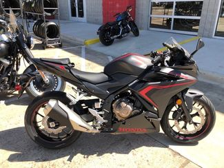 2019 Honda CBR500R in McKinney, TX 75070