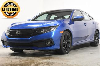 2019 Honda Civic Sport in Branford, CT 06405