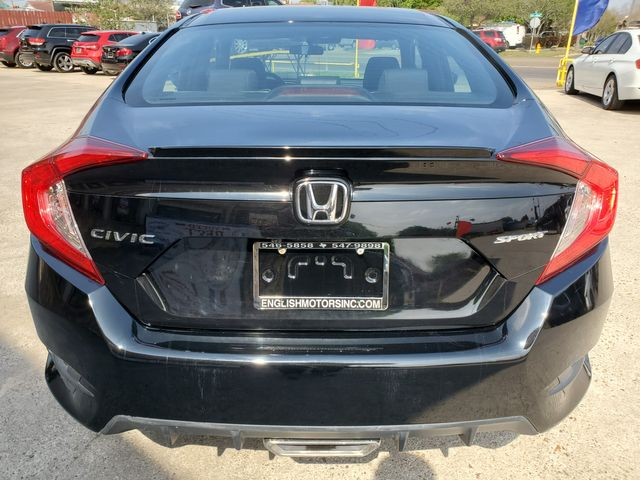 2019 Honda Civic Sport in Brownsville, TX 78521