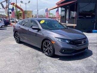 2019 Honda Civic Sport in Hialeah, FL 33010