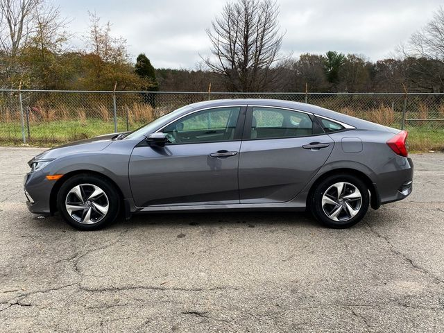2019 Honda Civic LX Madison, NC 4