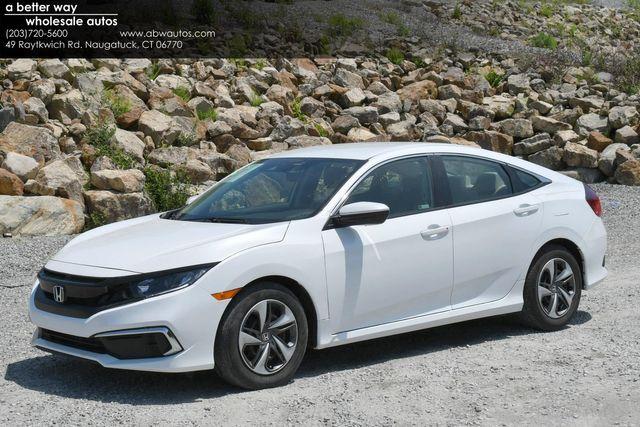2019 Honda Civic LX Naugatuck, Connecticut