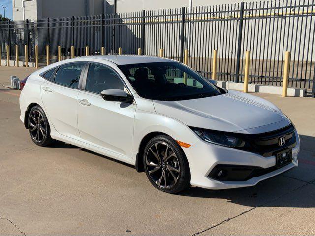 2019 Honda Civic Sport * 1-OWNER * Lane Keep * BU CAM * RemoteStart