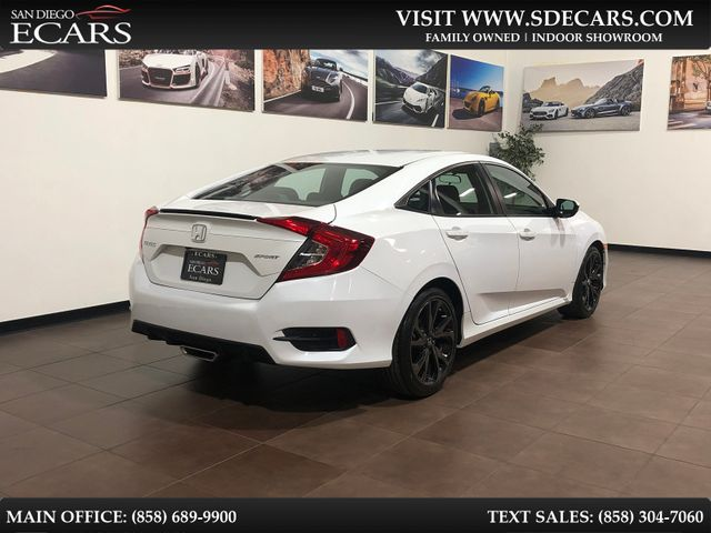 2019 Honda Civic Sport in San Diego, CA 92126