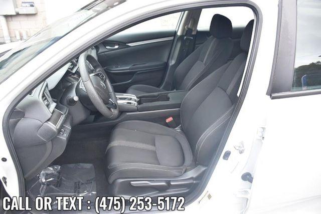 2019 Honda Civic LX Waterbury, Connecticut 1