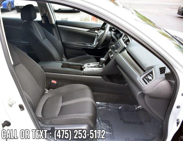 2019 Honda Civic LX Waterbury, Connecticut 2