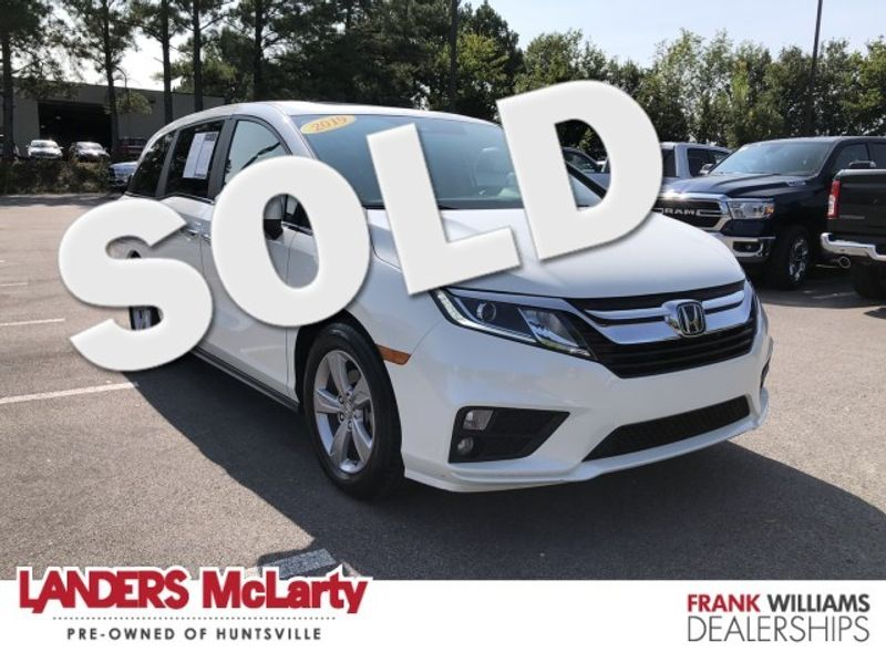 2019 Honda Odyssey EX-L w/Navi/RES   Huntsville, Alabama   Landers Mclarty DCJ & Subaru in Huntsville Alabama