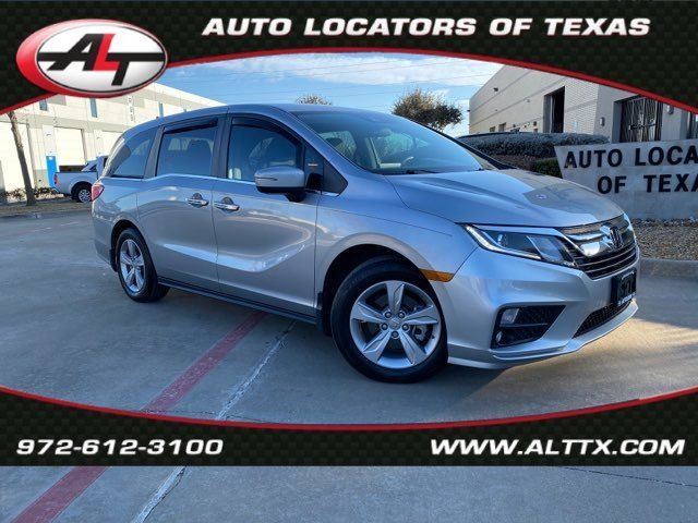 2019 Honda Odyssey EX in Plano, TX 75093