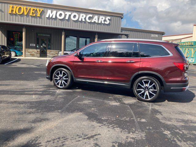 2019 Honda Pilot Touring 7-Passenger in Boerne, Texas 78006