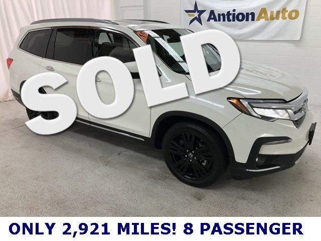 2019 Honda Pilot Touring 8-Passenger | Bountiful, UT | Antion Auto in Bountiful UT