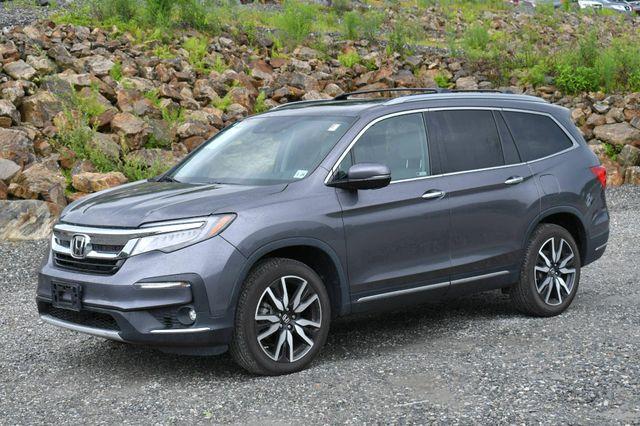2019 Honda Pilot Touring 8-Passenger Naugatuck, Connecticut 2