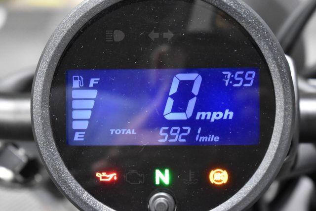 2019 Honda Rebel 500 - CMX500A in Carrollton, TX 75006