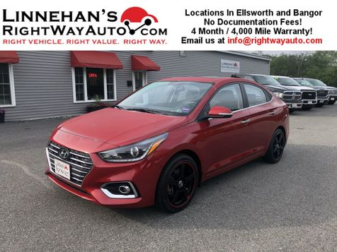 2019 Hyundai Accent Limited in Bangor