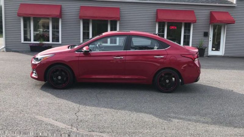 2019 Hyundai Accent Limited  in Bangor, ME
