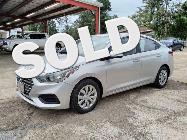 2019 Hyundai Accent SE Houston, Mississippi