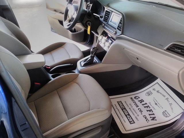 2019 Hyundai Elantra SE Houston, Mississippi 8