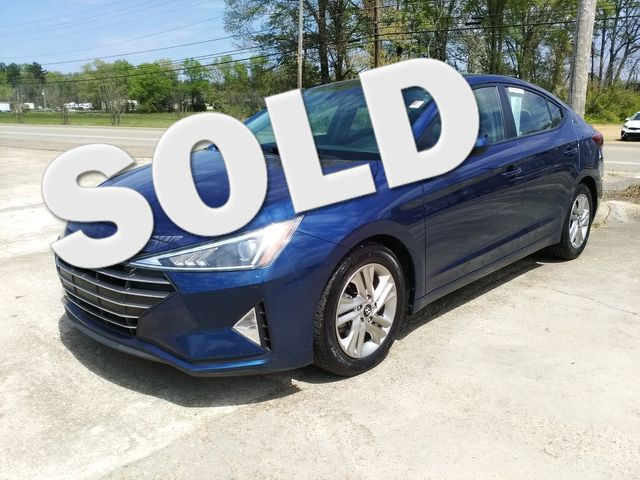 2019 Hyundai Elantra SEL Houston, Mississippi