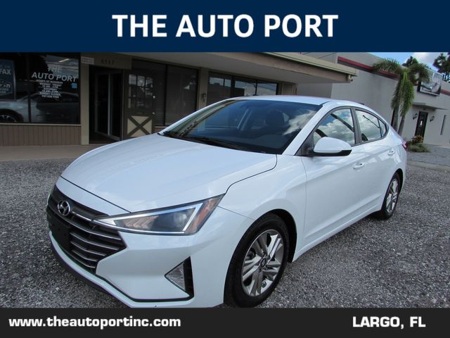 2019 Hyundai Elantra SEL in Largo, Florida 33773