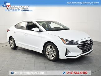 2019 Hyundai Elantra Value Edition in McKinney, Texas 75070