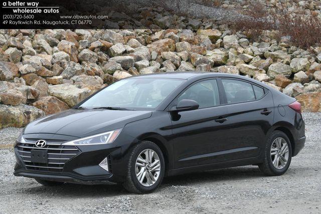 2019 Hyundai Elantra SEL Naugatuck, Connecticut