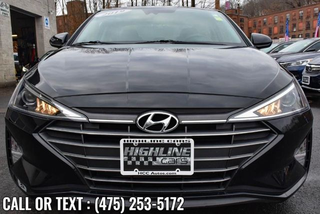 2019 Hyundai Elantra SEL Waterbury, Connecticut 9