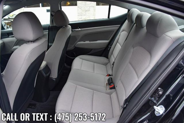 2019 Hyundai Elantra SEL Waterbury, Connecticut 13