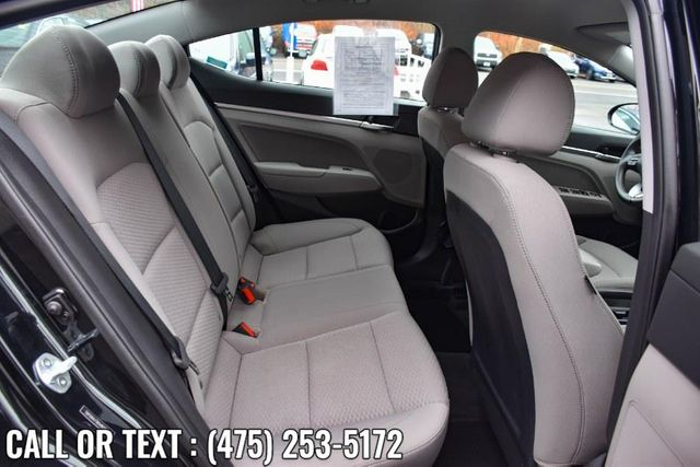 2019 Hyundai Elantra SEL Waterbury, Connecticut 14