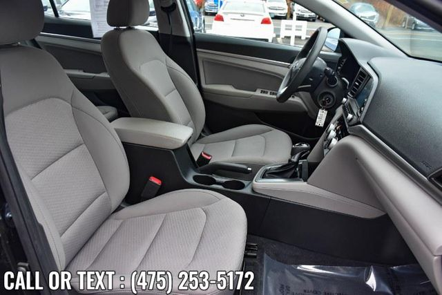 2019 Hyundai Elantra SEL Waterbury, Connecticut 15