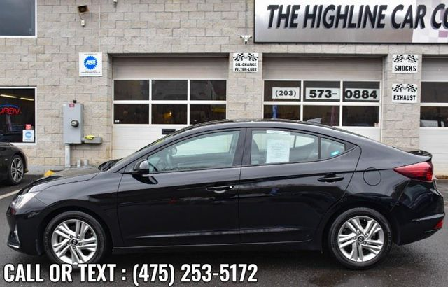 2019 Hyundai Elantra SEL Waterbury, Connecticut 3