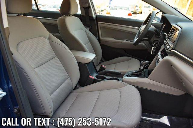 2019 Hyundai Elantra SEL Waterbury, Connecticut 15