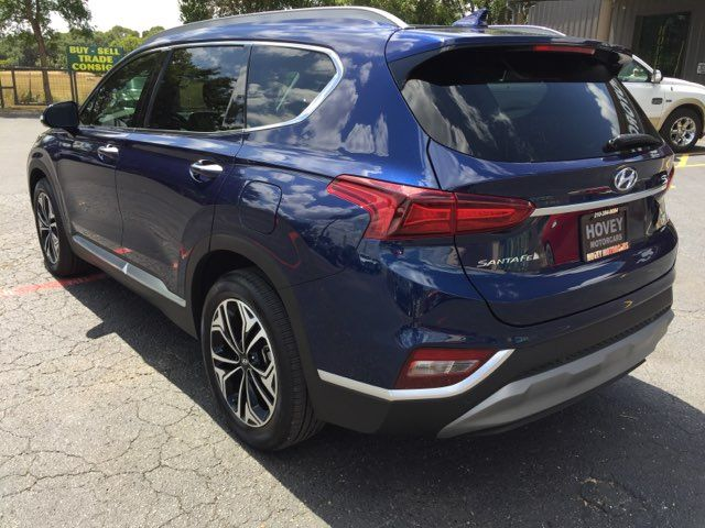 2019 Hyundai Santa Fe Ultimate Pkg in Boerne, Texas 78006