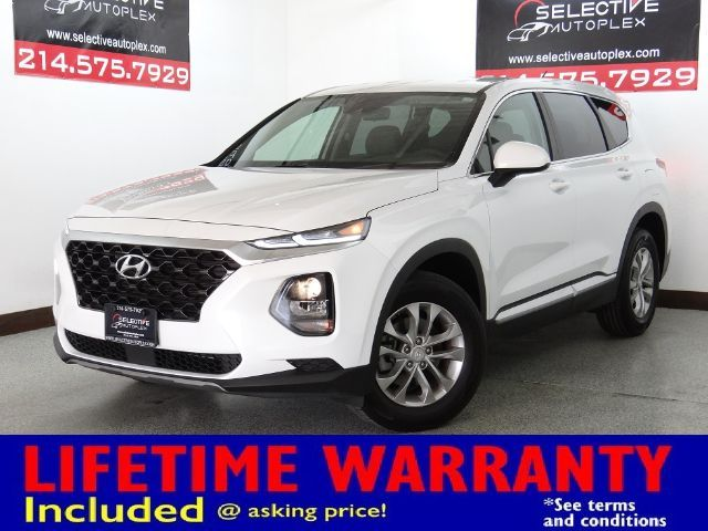 2019 Hyundai Santa Fe SE, NAV, BLIND SPOT WARNING, BACK UP CAM