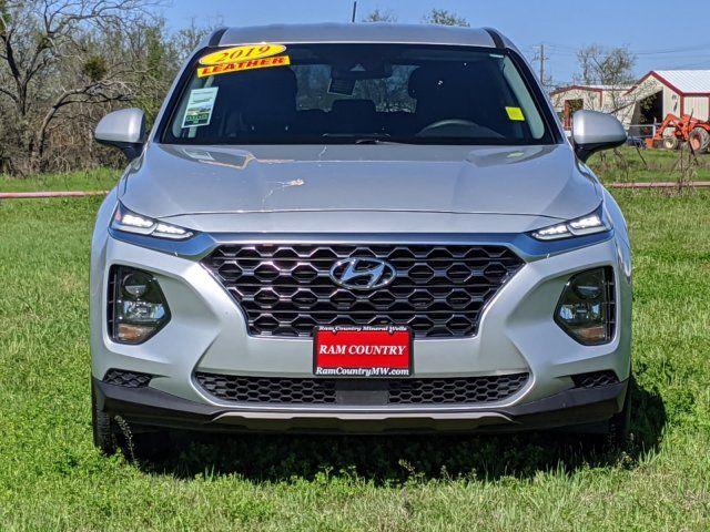 2019 Hyundai Santa Fe SE in Marble Falls, TX 78654